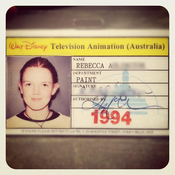 Bec Rose Artist Walt Disney