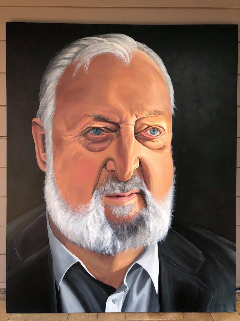 Archibald Prize entry
